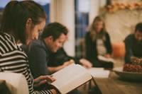 Bible Study Photo Icon
